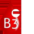 B3 Negativ